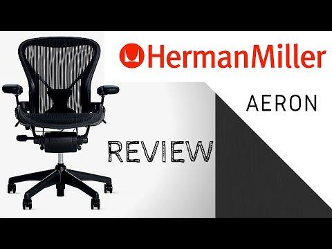 Herman Miller Aeron Most Comfortable Office Chair Everluxury - Most comfortable desk chair ever