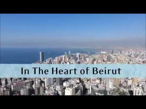 Le Bristol Hotel, Beirut, Lebanon.