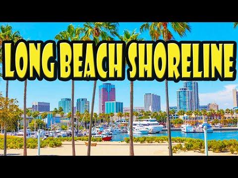 Long Beach Downtown Waterfront Guided Walking Tour