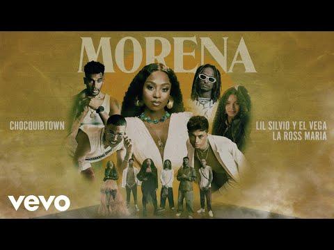 ChocQuibTown, Lil Silvio & El Vega, La Ross Maria - Morena (Official Video)