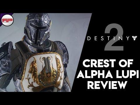 Destiny 2 | Crest Of Alpha Lupi Review