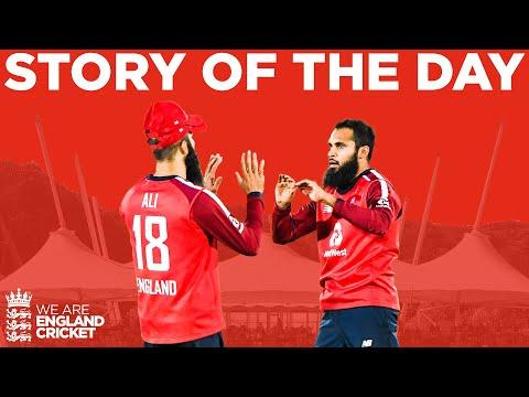 Australia Earn Consolation Win Despite Brilliant Rashid | England v Australia 2nd Vitality IT20 2020