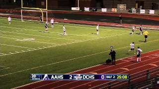 Air Academy vs Discovery Canyon boys soccer full broadcast