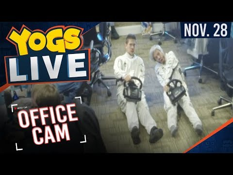 BOTTOM GEAR! - Office Cams! - 28th November 2017