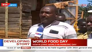 World Food Day: 800 million people affected globally