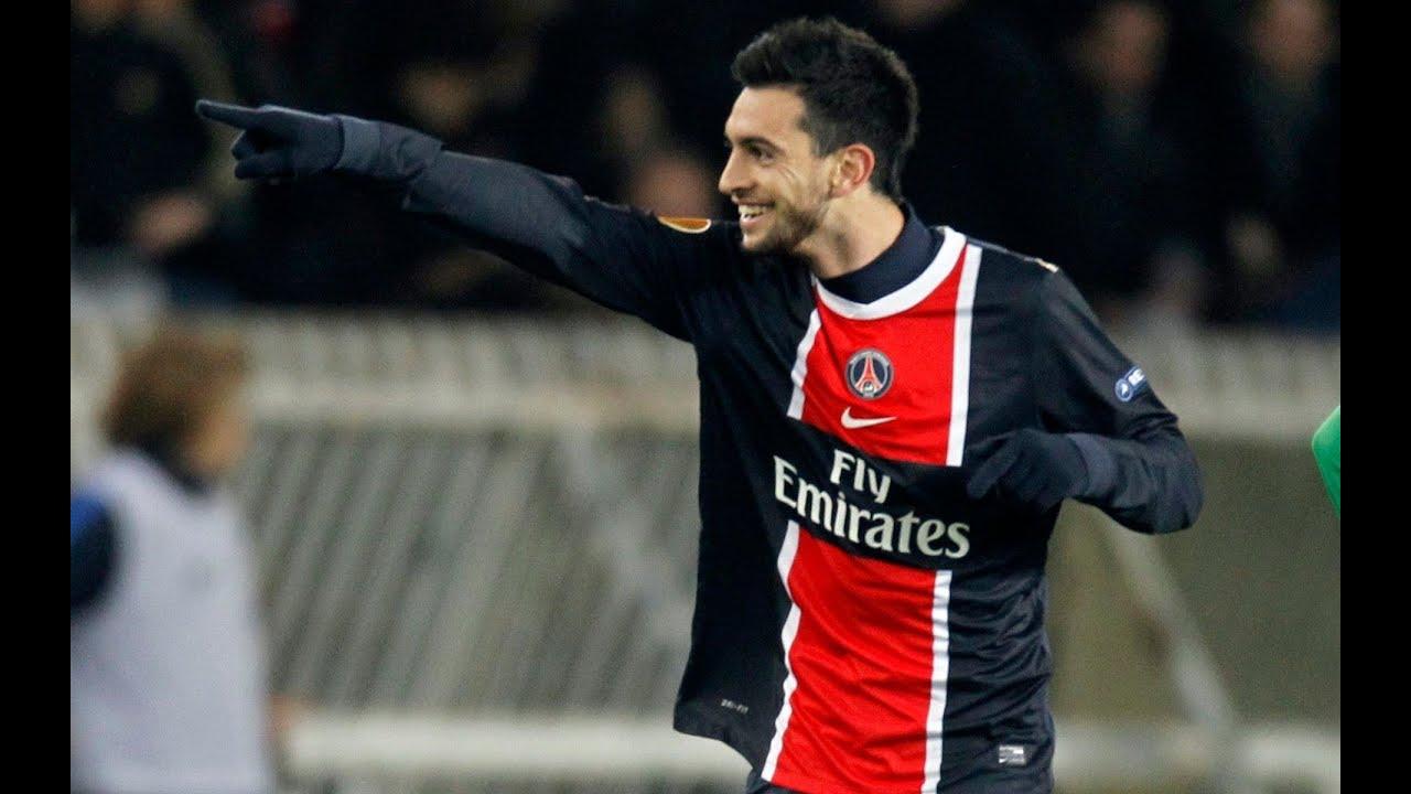 Javier Pastore HD 720p ○ All Goals & Skills ○ Paris SG ○ 2011