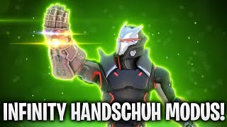 DER INFINITY HANDSCHUH MODUS! 🔥 | Fortnite: Battle Royale