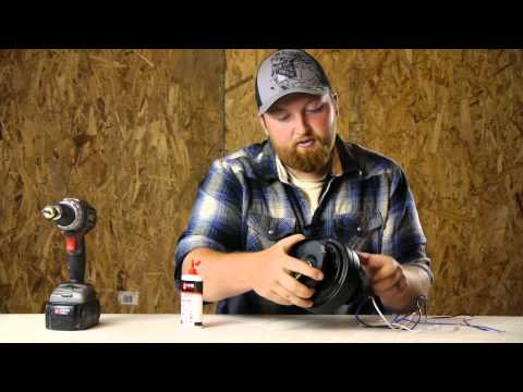 How to Lube Ceiling Fans : Ceiling Fan Maintenance