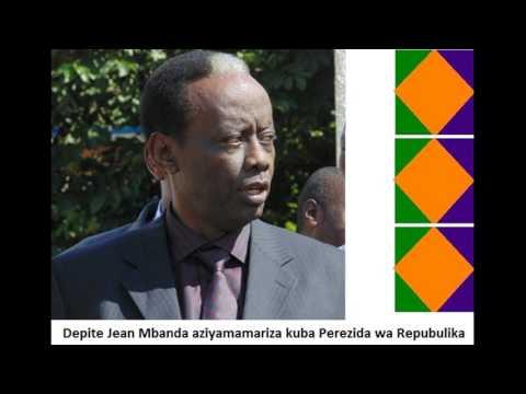 Depite Jean Mbanda aziyamamariza kuba Perezida wa Repubulika