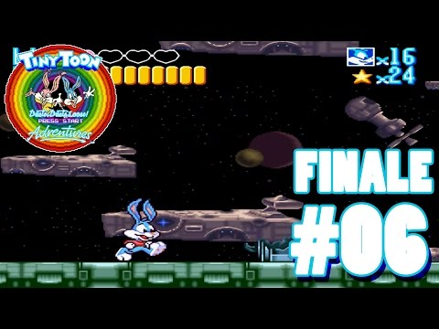 Die Space Oper - #06 - LP Tiny Toon Adventures: Buster Busts Loose [Deutsch]