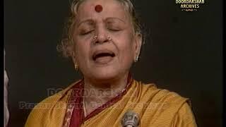 Meera Bhajan by M.S. Subbulakshmi | Bhajan