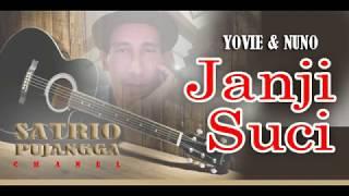 Download Janji Suci ( Lirik - Cover ) Satrio Pujangga