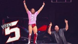 WWE in 5 - Week of October 21, 2013