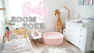 Baby Room Tour 👧