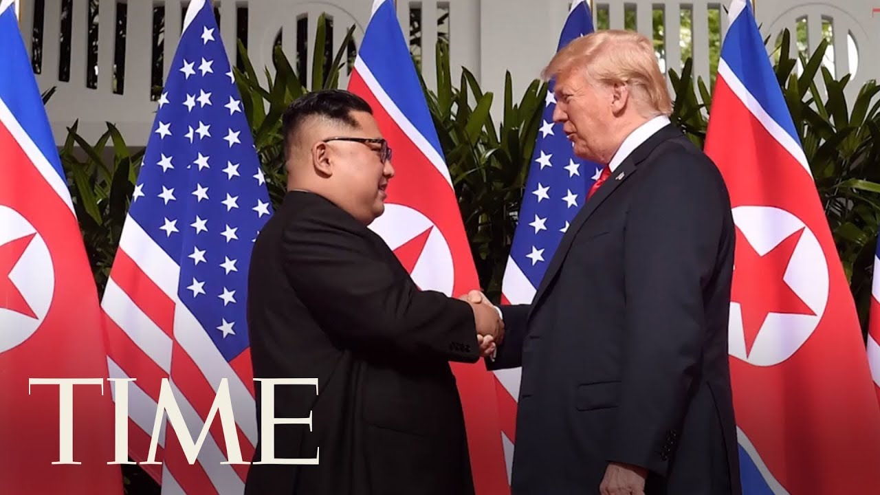 North Korea Says It Won't Denuclearize Unless The U.S. Removes Its Own Nuclear Threat First | TIME