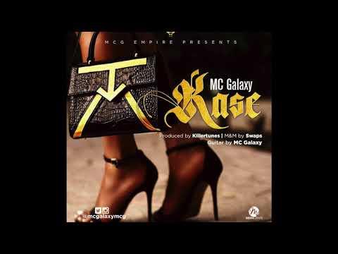 MC GALAXY - KASE (OFFICIAL AUDIO)
