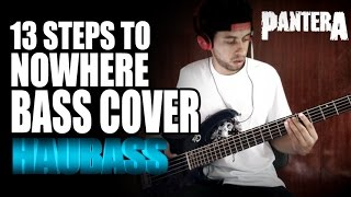 13 Steps to Nowhere Haubass Cover - by Pantera