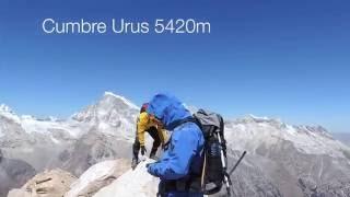 Cordillera Blanca 2016