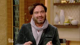 Johnny Galecki Almost Became a Plumber When He Took a Break from Acting