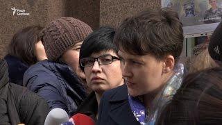 Дозвіл давала Москва – Савченко про поїздку в Донецьк