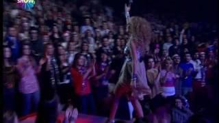 Hadise - Evlenmeliyiz Show Tv 2012 Yılbaşı Konseri -  By Abdullah Yaman