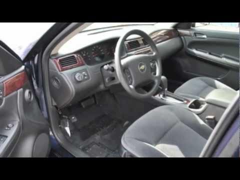 2008 Chevrolet Impala LS   Imperial Blue Metallic   $11,990