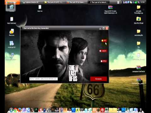 Key Do The Last Of Us Download 2014 funcional