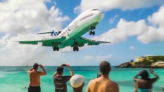 Plane Almost Lands Too Early