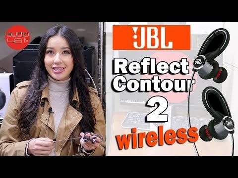 JBL Reflect Contour 2 wireless. Sport in-ear Review.