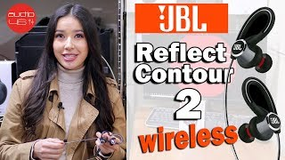 JBL Reflect Contour 2 wireless. Sport in-ear Review.