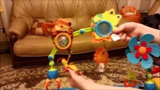видео Мобили, дуги, подвесные игрушки Tiny Love (Тини Лав), KsKids и других брендов купить в Новосибирске