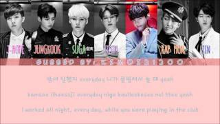Download lagu BTS - Sick/Dope Color & Picture Coded HD