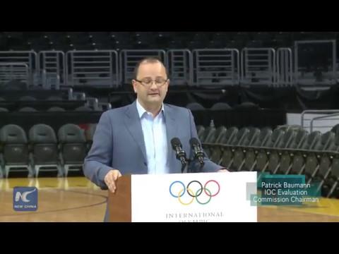 IOC Evaluation Commission concludes visit to Los Angeles