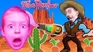 Slime Rancher #1 Я СТАЛ ЖЕЛЕЙНЫМ ФЕРМЕРОМ В ВЕСЕЛОЙ ИГРЕ О ФЕРМЕ СЛИЗНЕЙ НА GAMES FACTORY