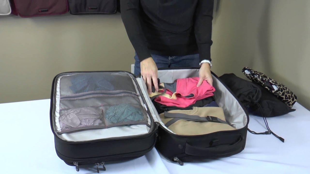 7ce96ccf09 ECBC Sparrow Wheeled Garment Bag
