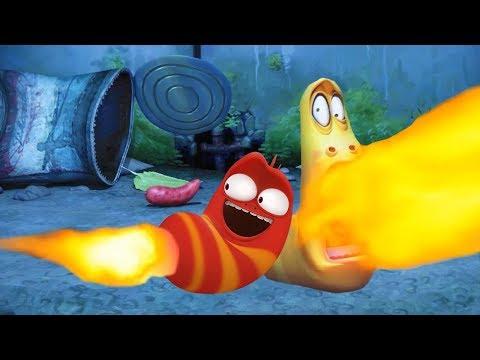 LARVA - FIRE BREATHING | Cartoon Movie | Cartoons For Children | Larva Cartoon | LARVA Official