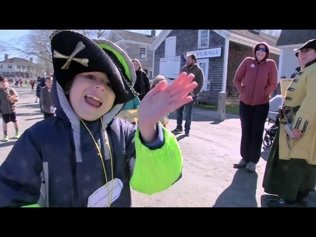 Avast! Pirates Invade the Eastern Seaboard - Mystic, CT and Greenfield IN