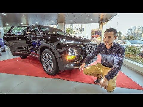 XEHAY - Khám phá nhanh Hyundai Santa Fe 2018/2019 ở Hà Nội