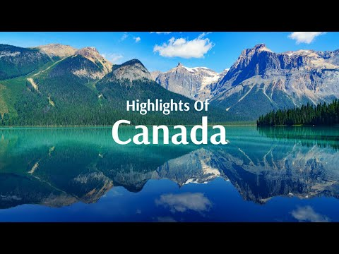 Highlights Of Canada Tour Packages - Flamingo Transworld
