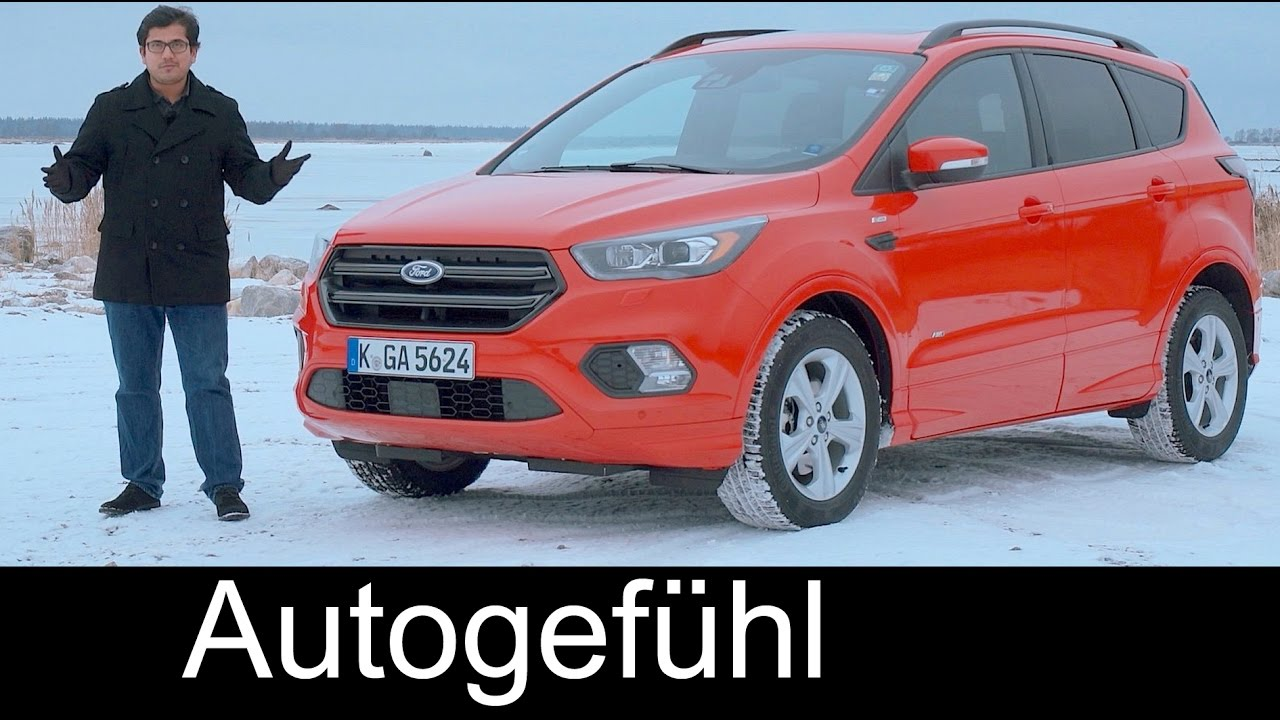 ford kuga escape st vignale facelift full review test. Black Bedroom Furniture Sets. Home Design Ideas