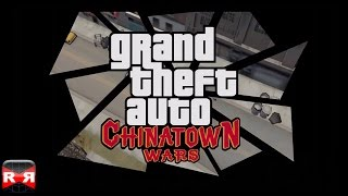 GTA: Chinatown Wars - New Retina Update, MFi Controller Support - iPhone 6 / 6 Plus Gameplay