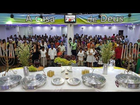 Culto da Virada – 2015/2016 – Igreja Batista Betel – Lagarto/SE