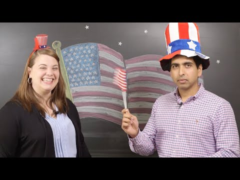 Help Khan Academy create lessons on US Government!