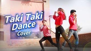 TAKI TAKI - DJ Snake, Cardi B, Ozuna & Selena Gomez   Dance Choreography by bibek khadka