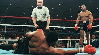 Легендарные бои — Тайсон-Бербик (1986)   FightSpace