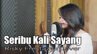 Seribu Kali Sayang - Saleem Iklim | Bening Musik ft Risky Frestazya Cover & Lirik