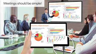 Sharp Introduces Windows Collaboration Display
