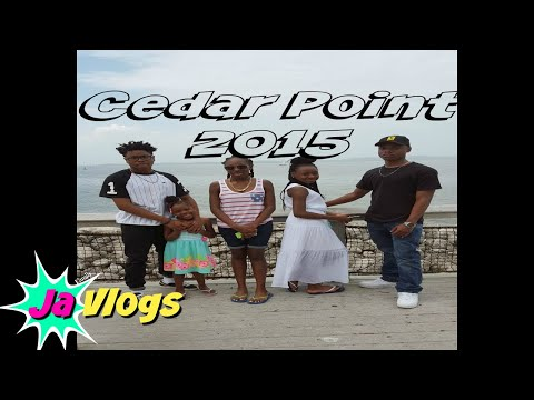 OLD VIDEO: CEDAR POINT 2015 LIGHTHOUSE POINT CABINS