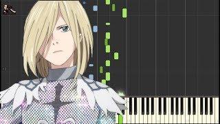 Yuri!!! On ICE OST - On Love: Agape 【Rolelush】【synthesia】
