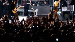 Mötley Crüe opens headlining show @ Rock on the Range—Kick Start My Heart—Live 2009-05-17